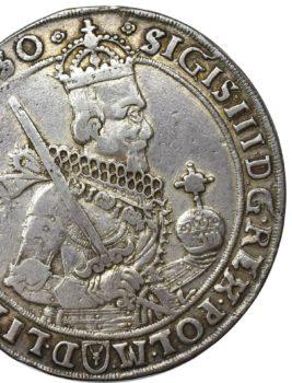 """Na naszej 1-szej Aukcji """"Numizmatyka"""" – Talary koronne Zygmunta III i Władysława IV"""