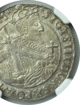 """Na naszej 1-szej Aukcji """"Numizmatyka"""" – ort bydgoski 1623 rok!"""