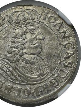 """Na naszej 1-szej Aukcji """"Numizmatyka"""" – ort Toruń 1662 rok!"""