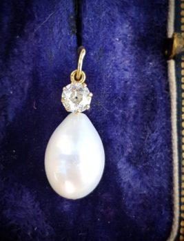 "Na nazsej II-giej Aukcji ""Bizuteria i Zegarki"" – Perły, perły…ah te perły!"