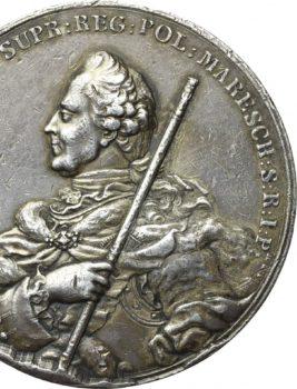 """Na naszej I-szej Aukcji """"Numizmatyka"""" – ciekawy i rzadki medal…"""