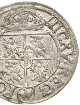 """Na naszej Aukcji """"Numizmatyka"""" – 3 krucierze 1617 Kraków z legendą awersu POL."""