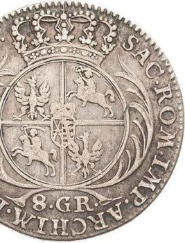 """Na naszej 4-tej Aukcji """"Numizmatyka"""" – wybór wyselekcjonowanych monet Augusta III"""