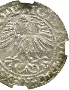 """Na naszej 4-tej Aukcji """"Numizmatyka"""" – o monetach Zygmunta Augusta."""